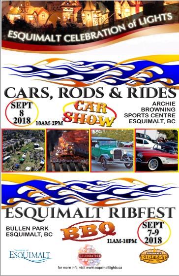 2018 Esquimalt Car Show